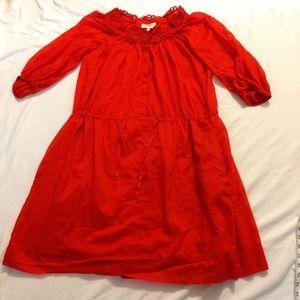Isabel Marant Etoile dress red size 1